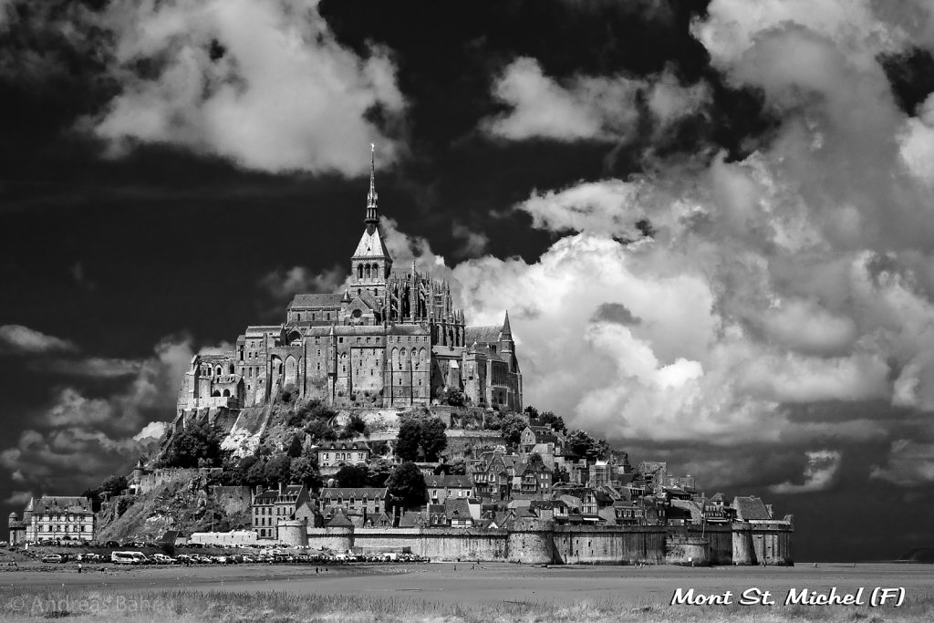 Le Mont St. Michel