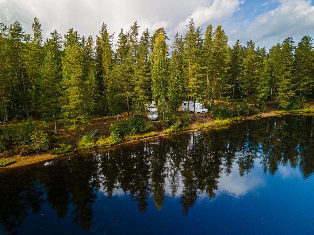 Nya Skogsgarden Naturcamping